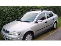 Car roof bars for Vauxhall Astra hatchback mark 3 (98-05)