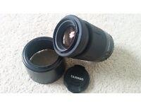 Tamron pentax fit zoom lens. Digital or film.