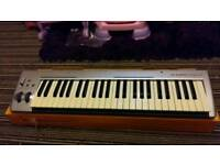 M Audio Key Rig 49 Keyboard Preowned