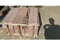 Redland Brown Tiles used for around 18 months Approx 1650 inc 40 ridge