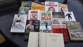A Collection of Football Biographies from 1951 to 2014