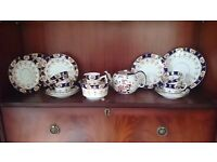 Vintage Stanley China Tea Set for 4.