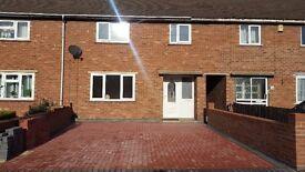 3 Bedroom House In Bradgate Av, THURMASTON Leicester, Unfurnished
