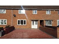 3 Bedroom House In Bradgate Av, THURMASTON Leicester, Unfurnished