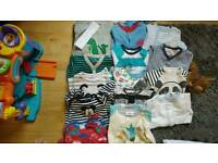 Baby clothes 0-9 months job lot