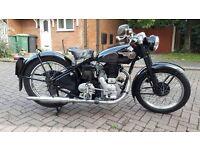 1953 Royal Enfield 350cc