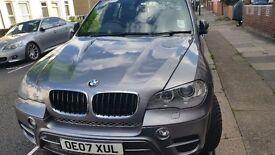 BMW X5 7S 3.0 DISEL AUTOMATIC