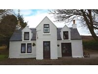 3 Bedroom detached traditional cottage for sale in Isle of Skye, (Borve by Portree)