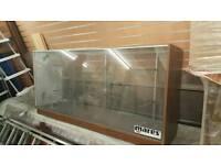 Glass shop display/counter
