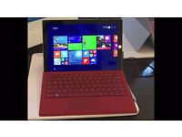 Microsoft Surface 3 10.8' 4G Tablet (1.6 GHz, 4GB RAM, 128 GB SSD + 128GB MicroSD, TouchType + Pen)