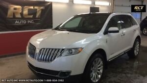 2011 Lincoln MKX AWD LIMITED CAMERA DE RECUL,TOUJOURS