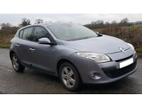 Renault Megane 1.6 VVT Dynamique 5dr (Tom Tom, Panoramic Sunroof) - low mileage, excellent condition
