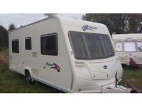 bailey pageant bordeaux 2008m 4 berth fixed bed with motormover