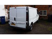 05 Vauxhall Vivaro - New MOT - 132000miles - NO VAT - SWB