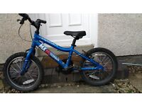 Kids Bike 4 -6 RIDGEBACK MX16 TERRAIN