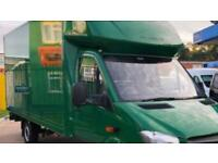 Man van hire delivery removal cheap 24/7 rugby Southam furniture luton