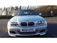 BMW 330CI Auto M Sport Convertible
