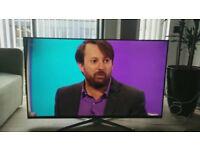 """Samsung 55"""" Smart 3D TV 55H6500"""