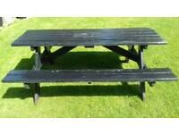 Extra-Large PUB-SIZE Size Bench