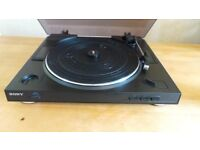 Sony PS-LX300 USB Turntable,Excellent Condition