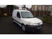 Temperature control van for sale