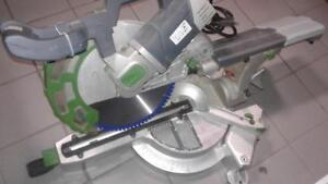 Haussman 12in Double Bevel Sliding Miter Saw. We Sell Used Powertools. (#52027) NR1120482
