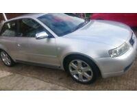 2002 Audi S3 1.8t quattro 270bhp estimate BAM engine factory sat nav recaro leather