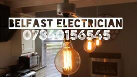 R & M Electrical Belfast based Electricians