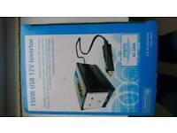 12v to 240 v inverter for car/ caravan/ mobile home etc
