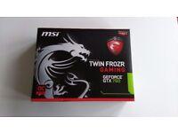 MSI Nvidia GTX 760 2GB Graphics Card