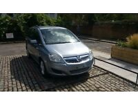 VAUXHALL ZAFIRA CDTI 2008 *AUTO* *HPI CLEAR* *FULL SERVICE HISTORY* *1 PREV OWNER*