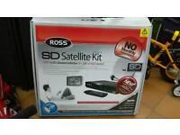 Portable satellite kit