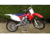 HONDA CRF250R 2010 EFI MODEL 4 STROKE MOTOCROSS CRF 250
