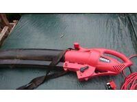 Leaf blower vacuum 2500w