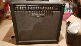 Behringer VT100FX Guitar Amplifier