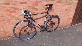 """Lovely Vintage bike – 70´s Carlton Corsa (dark blue) 22,5"""""""