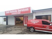 Car Servicing Repairs Welding MOT Local Garage Cambuslang DAS Vehicle Services