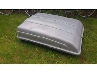 Car roof box apollo 550