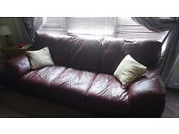 Tirelli 2 and 3 sofas made in italy