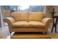 Laura Ashley Mortimer two seater sofa setee brand new grey pristine condition