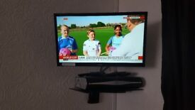 """logic 19"""" led tv with freeview"""