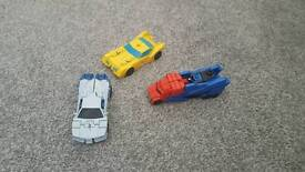 Transformers one step changers