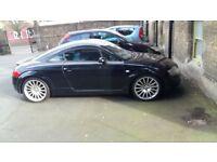 Audi TT 1.8 T Quattro 6 Speed Manual 192BHP Fantastic Condition