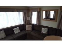 ** 31st March now available ** 3 Bedroom Caravan for Hire - Haven, Craig Tara, Ayr