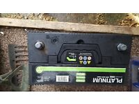 12v 110amp caravan leisure battery