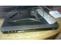 Techwood DVB670 FREEVIEW Box