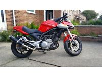 CAGIVA V RAPTOR IN EXCELLENT CONDITION SALE SWAP BUSA/HARLEY SPORTSTER/SPEED TRIPLE/VMAX/RETRO,WHY?
