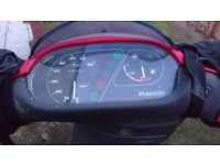 Piaggio SKR City moped for spares or repair.