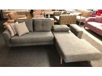 CORNER SOFA BED BRAND NEW L SHAPE- STORAGE