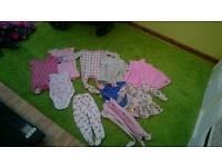 BABY GIRL SUMMER BUNDLE 12-18 MONTHS